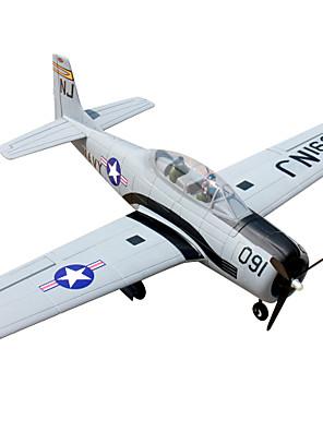 Dynam T28 Trojan 1:8 Børsteløs Elektrisk 50KM/H Fjernstyret quadcopter 5kn 2.4G EPO Gray Noget Samling Nødvendigt