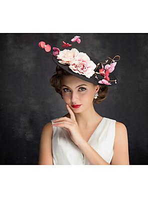 נשים פשתן / רשת כיסוי ראש-אירוע מיוחד קישוטי שיער חלק 1