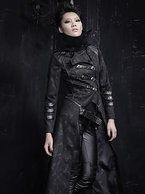 PUNK RAVE  Y-364 Women's Vintage/Casual Medium Long Sleeve Regular Jackets