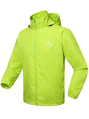 BATFOX® ג'קט לרכיבה לנשים / לגברים / לילדים / יוניסקס שרוול ארוך אופנייםעמיד למים / נושם / ייבוש מהיר / עמיד / הגנה בפני קרינה / לביש /
