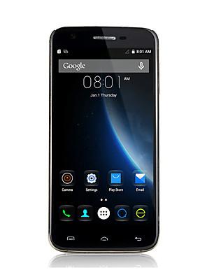 "DOOGEE DOOGEE F3 5.0 "" Android 5.1 4G smartphone ( Dobbelt SIM Octa Core 13 MP 2GB + 16 GB Sort / Hvid )"