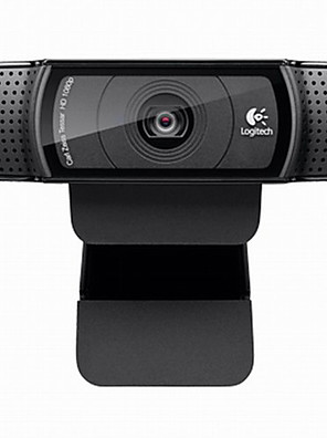 Logitech® C920 høj qing anker netværk desktop video broadcast mikrofon computer videokamera