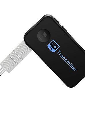 bluetooth adó zenei hang sztereó 3,5 mm-es audio kimenet bluetooth hangszórók vagy fejhallgató