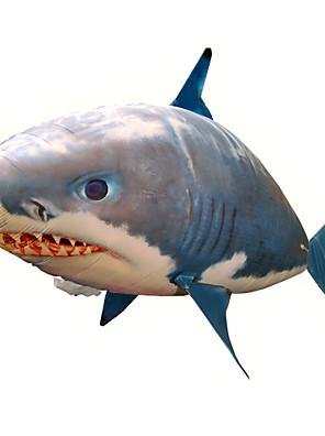 Radiografisch Bestuurbaar Opblaasbaar Shark Cool / Creatief Origineel speelgoed Bruin Nylon