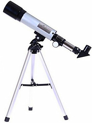 Phoenix® 48x 50mm mm Teleskoper 360mm.f/7 Astronomisk teleskop Sølv