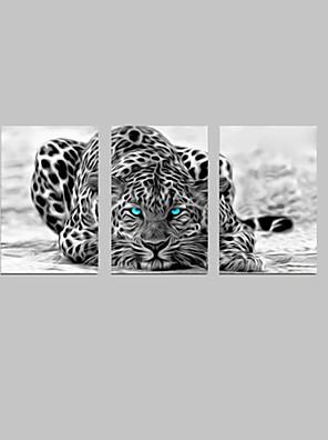 visuel star®abstract dyr Lærredstryk på blindramme gruppe væg kunst klar til at hænge