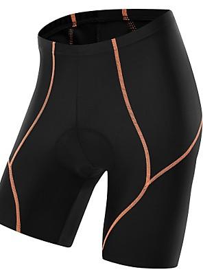 MALCIKLO® יוניסקס נושם / ייבוש מהיר / חדירות גבוהה לאוויר (מעל 15,000 גרם) אופניים מכנסיים קצרים אלסטיין / טרילן / LYCRA®אופנתי / קלאסי /