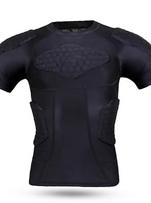 ספורטיבי חולצת ג'רסי לרכיבה יוניסקס שרוול קצר אופניים נושם / ייבוש מהיר / נוח צמרות טרילן קלאסי קיץכושר גופני / ספורט פנאי / רכיבה על