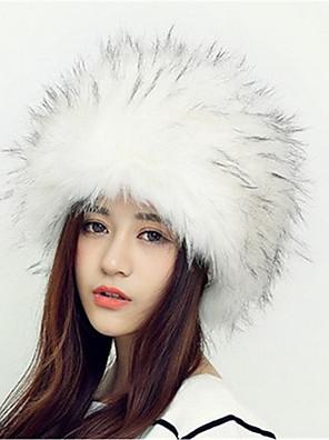 Acryl-Herfst / Winter-Floppy hoed-Unisex