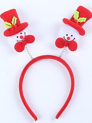 kerstmis kleine sieraden schattig hoofdband