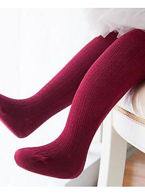 Casual/hétköznapi Pamut Egyszínű ŐszUniszex-Alsónemű és zokni