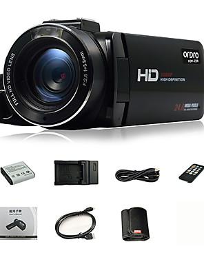 ordro® HDV-Z20 1080p full hd& wifi 8MP sony snímač rozlišení 24mp obraz