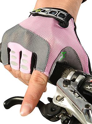 LUOKE® Luvas Esportivas Mulheres / Homens / Crianças / Todos Luvas de Ciclismo Primavera / Verão / Outono Luvas para Ciclismo