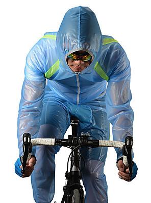 Esportivo Camisa para Ciclismo Mulheres / Homens / Unissexo Manga Comprida MotoImpermeável / Respirável / Secagem Rápida / A Prova de