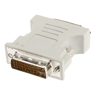 Buy DVI+5 M/F Adapter