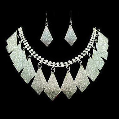 Jewelry Set Women's Wedding / Gift / Party / Special ...