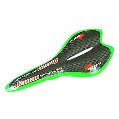 Buy NEASTY Full Carbon 3K Green Rim Bicycle Saddle