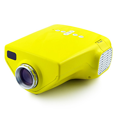 Buy Mini HD Home Super Bright LED Technology Early Childhood Projector (Assorted Colors)