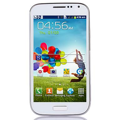 "S4 5.0 "" Android 2.3 3G Smartphone (Dual SIM Single Core 2 MP 256MB + 4 GB Black / White)"