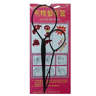 Design Updo Twist Needle Random Color Delivery
