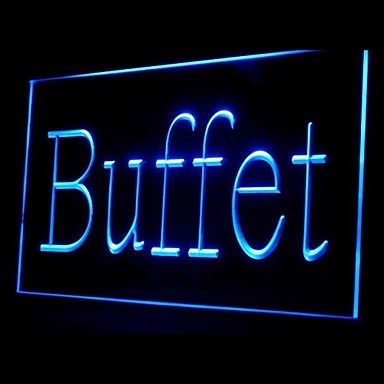 Buffet led
