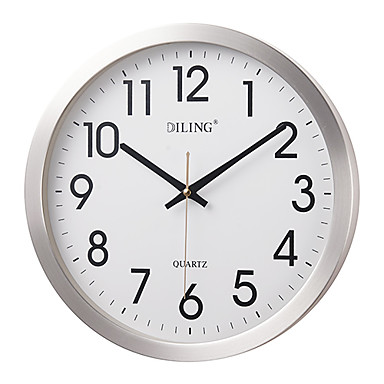 14 reloj de pared redondo de estilo sencillo y moderno - Reloj de pared moderno ...