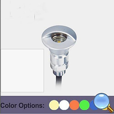 0.3W 6Pcs Waterproof IP65 Led Floor Light For Outdoor Inground underground Li...