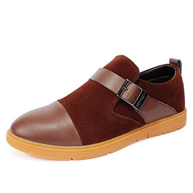 chaussures hommes bureau travail d contract noir marron gris cuir baskets la. Black Bedroom Furniture Sets. Home Design Ideas