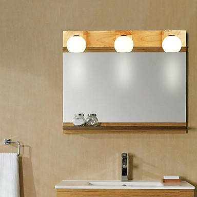 bulb included bathroom lighting modern contemporary g4 wood bamboo 1789477 2017. Black Bedroom Furniture Sets. Home Design Ideas