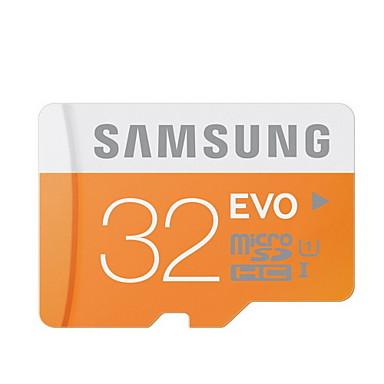 Samsung 32GB EVO MicroSDHC TF UHS-1 Class 10 Memory Card up to 48MB/s