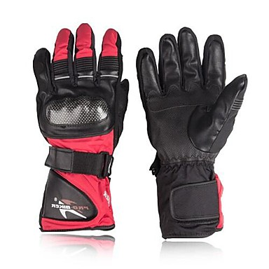 PRO-BIKER™ Winter Warm Windproof Protective Full Finger Racing Motorcycle Gloves