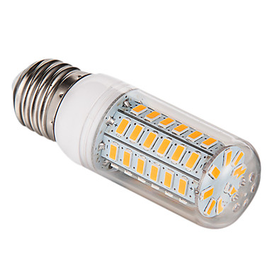 5W E26/E27 LED Corn Lights T 56 SMD 5730 450 lm Warm White Cool White AC 220-240 V