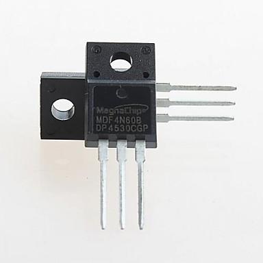 Buy FQPF4N60C TO-220 4N60 N-Channel 600V Mosfet(5PCS)