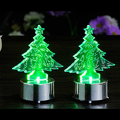 String Of Candle Lights For Christmas Tree : Christmas Ornaments Christmas Tree Candle Lights ,Plastic 2281614 2016 USD 5.99