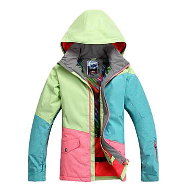 Ext rieur femme anorak pour ski snowboard veste pour for Patinage exterieur