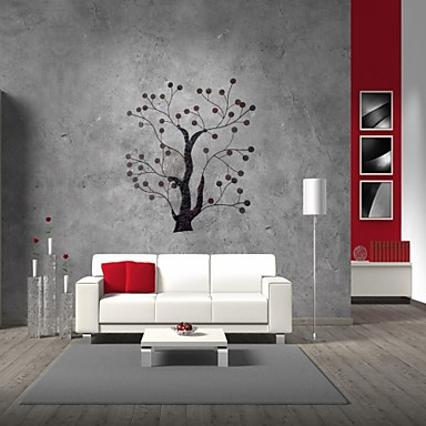 bellabello metal art mural de d coration murale floral de style antique plantes fer forg. Black Bedroom Furniture Sets. Home Design Ideas