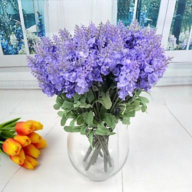 Buy Silk / Plastic Lavender Artificial Flowers