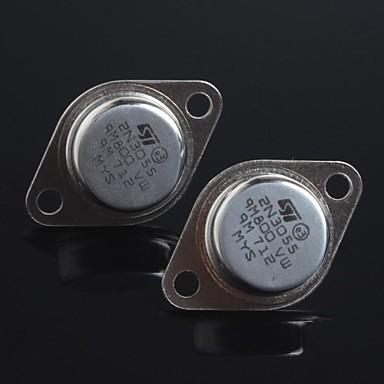 Buy Gold Seal 2N3055 Transistor NPN TO-3(2Pcs)