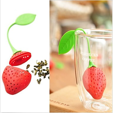how to make strawberry leaf tea