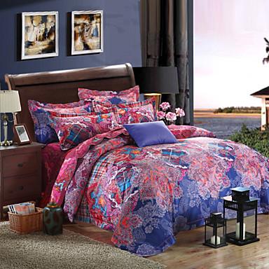 antibact rien coton respirant fibre de bambou tissu literie quatre pi ces de 3169503 2017. Black Bedroom Furniture Sets. Home Design Ideas