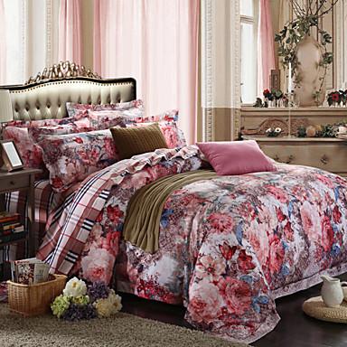 antibact rien coton respirant fibre de bambou tissu literie quatre pi ces de 3169511 2017. Black Bedroom Furniture Sets. Home Design Ideas