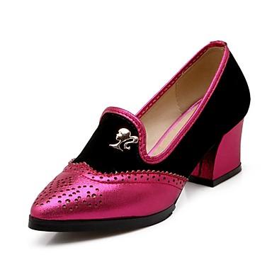 s shoes chunky heel pointed toe pumps heels dress