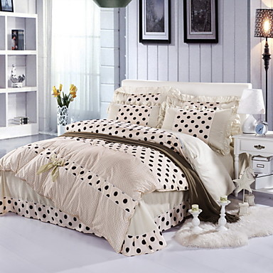 ensembles housse de couette fleur 4 pi ces imprim 1 x housse de couette 2 x taies d 39 oreiller. Black Bedroom Furniture Sets. Home Design Ideas