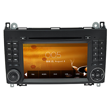 2 din car dvd player car stereo for mercedes vito viano. Black Bedroom Furniture Sets. Home Design Ideas