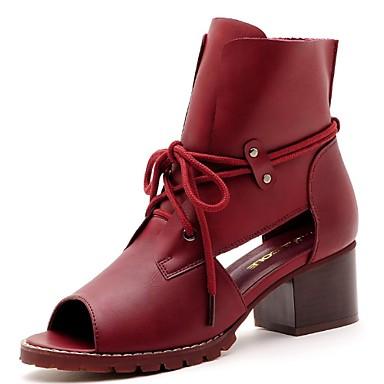 bottes noir rouge blanc chaussons bottines bout. Black Bedroom Furniture Sets. Home Design Ideas