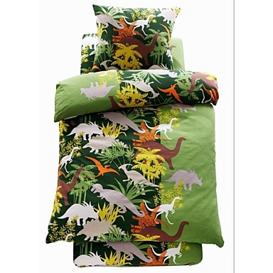 40 housses de couette dinosaure dans lits forestiers. Black Bedroom Furniture Sets. Home Design Ideas