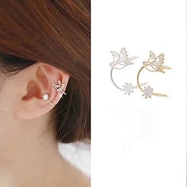earring ear cuffs jewelry women birthstones wedding