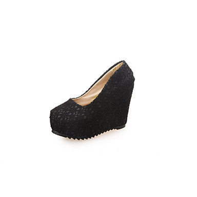 s shoes faux wedge heel wedges closed toe pumps