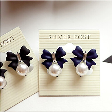"""""""New Arrival Hot Selling High Quality Fashional Butterfly Pearl Earrings..."""