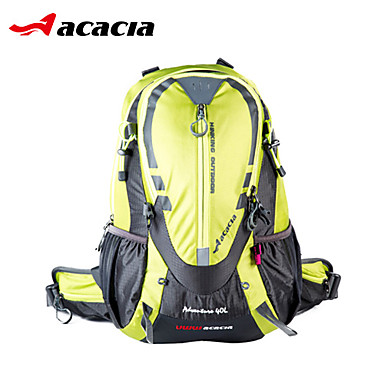 Buy Acacia® Bike Bag 40LCycling Backpack Rain-Proof / Reflective Strip Dust Proof Multifunctional Shockproof Wearable Bicycle Bag420D